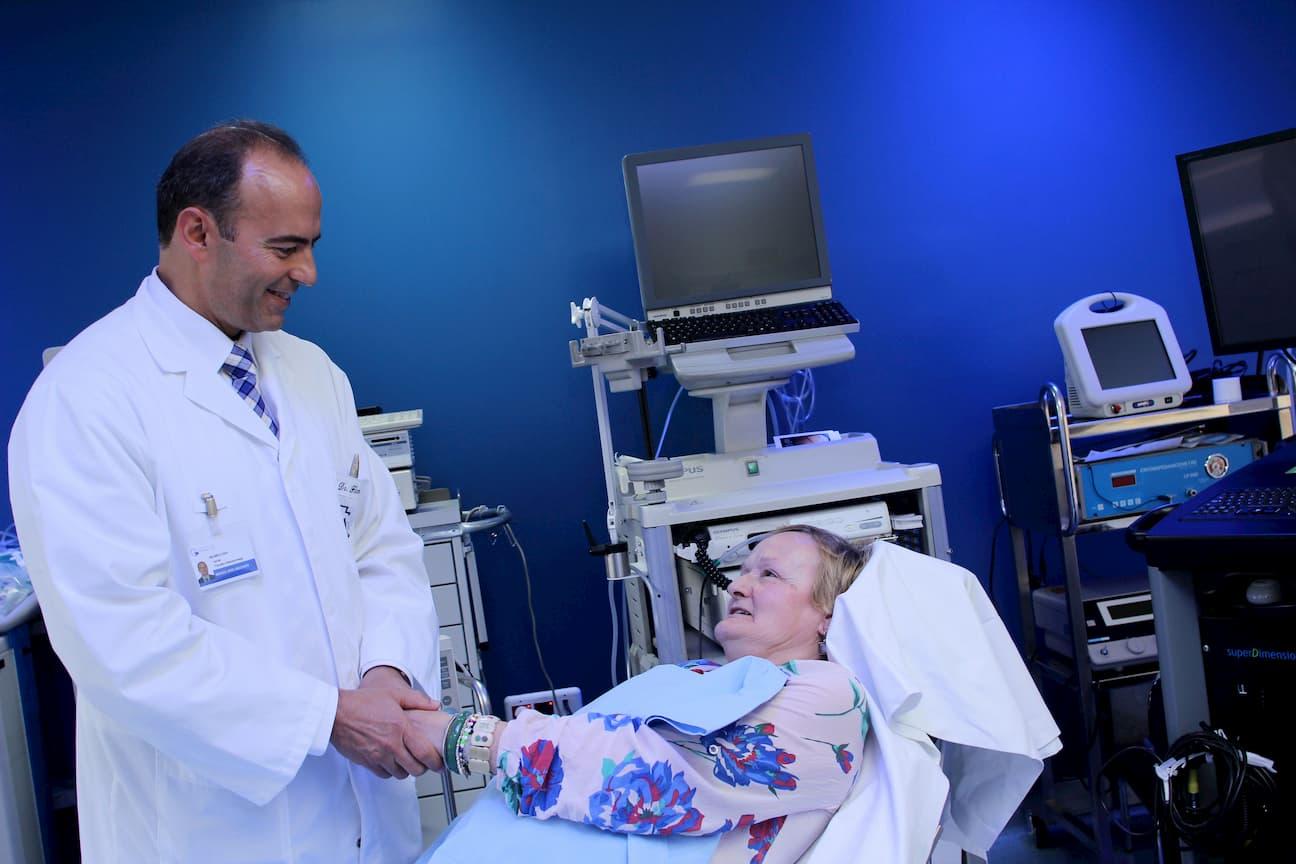 tecnicas neumologo privado, neumologo privado doctor flandes