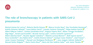 El papel de la broncoscopia
