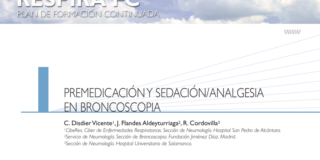 Analgesia en Broncoscopia